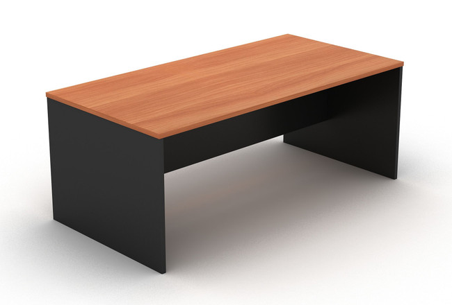 OM Rectangular Office Desk with Width 1350mm