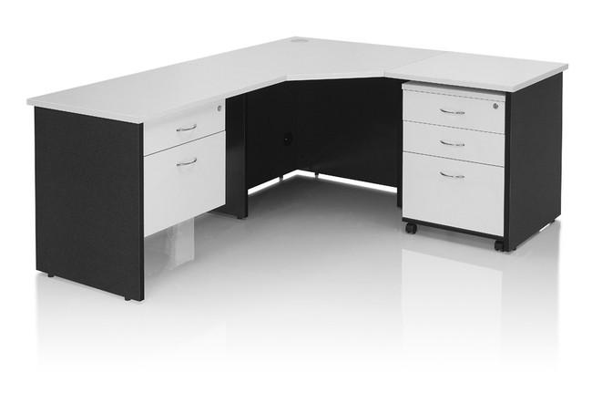 Logan Corner Office Workstation Desks