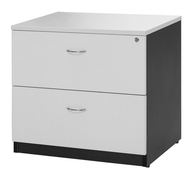 Logan Melamine Lateral Filing Cabinets