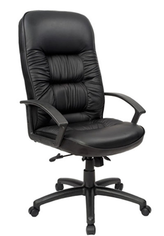 Commander Executive Office Chair - PU Leather