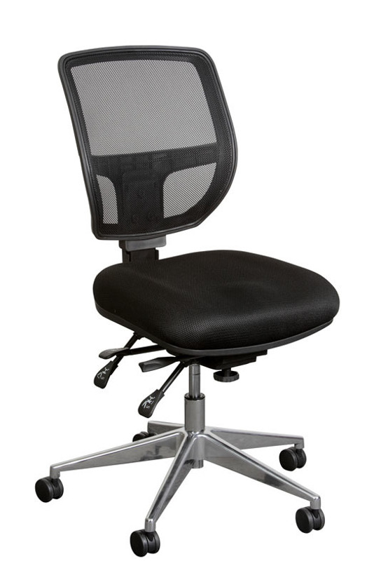 Miami Mesh Back Typist Office Chair