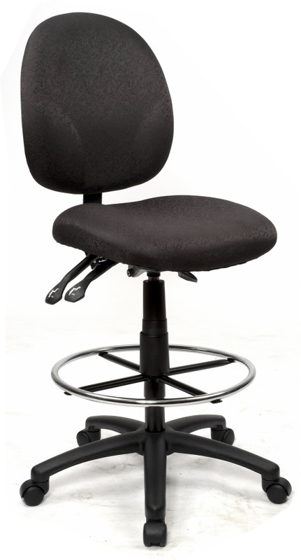 Lincoln Drafting Typist Office Chair