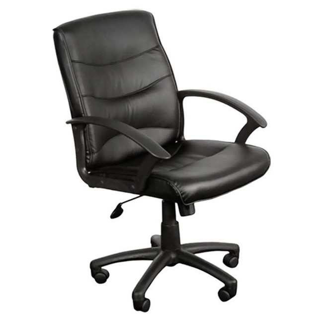 Star PU Leather Executive Chair - High / Mid Back