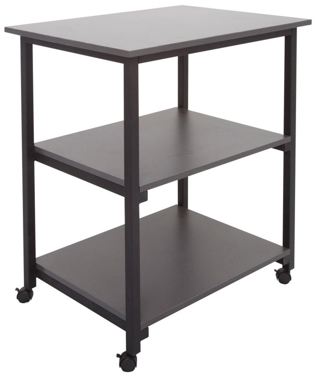 3 Tier Utility Office Trolley