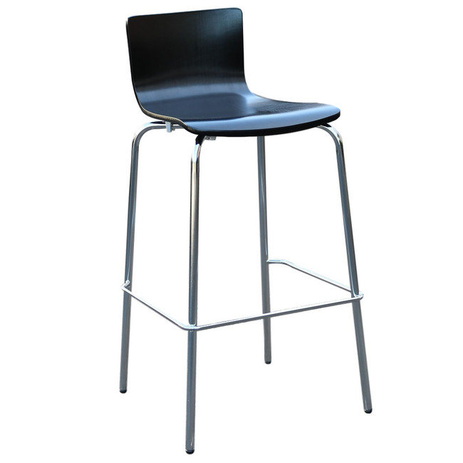 Avoca Bar Stool - 2 Seat Colours - Stackable
