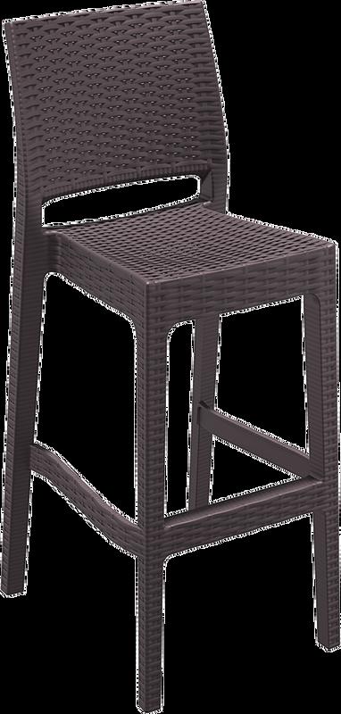 Astonishing Jamaica Modern Outdoor Bar Stool Stackable Andrewgaddart Wooden Chair Designs For Living Room Andrewgaddartcom