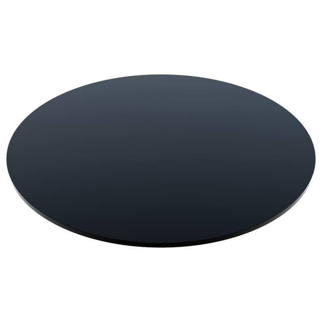 Compact Laminate Round Tops - 7 Finishes