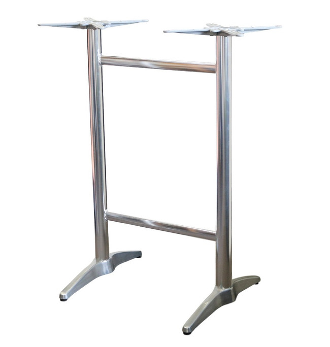 Astoria Outdoor Twin Bar Table Base