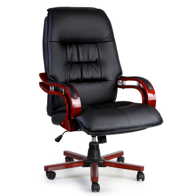 Artiss Sierra Executive PU Leather Office Chair