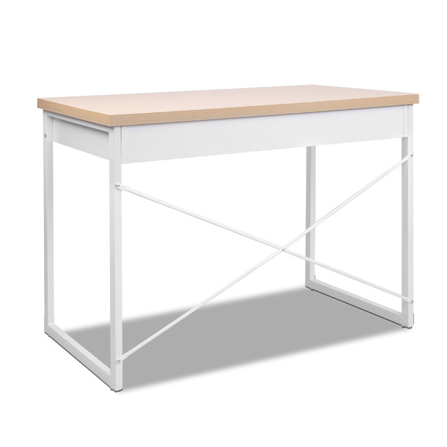 Artiss Metal Desk with Drawer