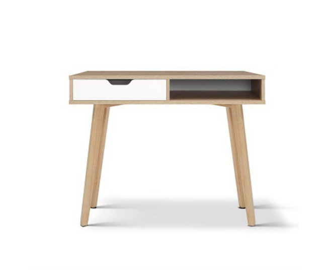 Henry Home Office Desk with Drawers