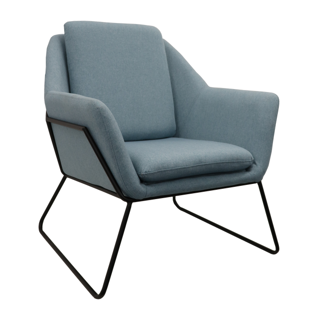 Cardinal Single Arm Chair