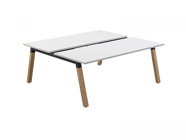 Grove 2 Users Double – Sided Desk