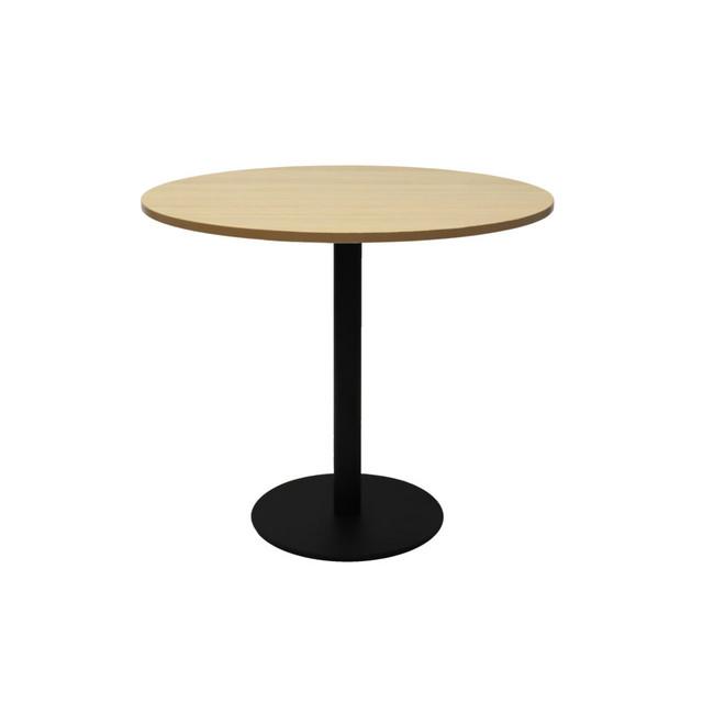 Grosvenor Circular Base Table 540mm Dia Disc Base Plate x 755mm H