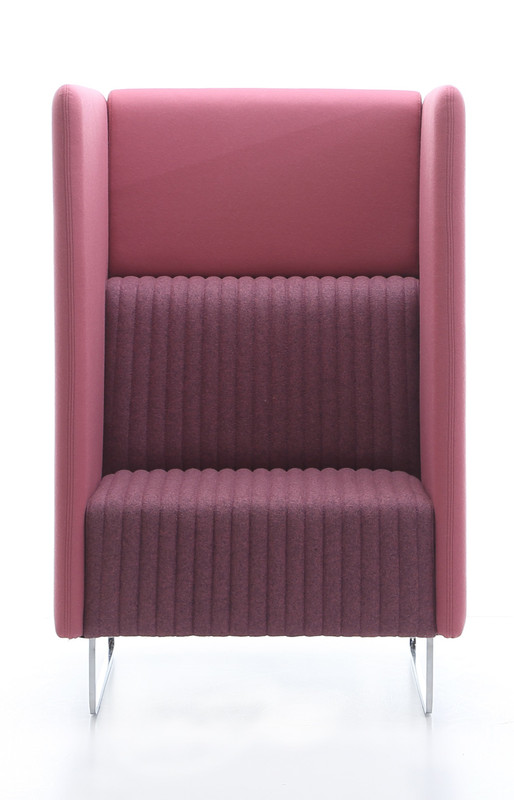 Mona High Acoustic Seating