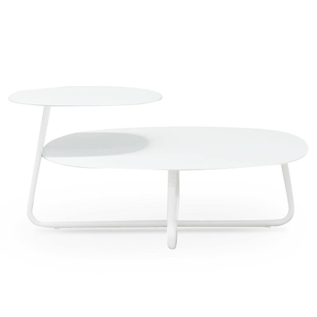 Chloe White Coffee Table
