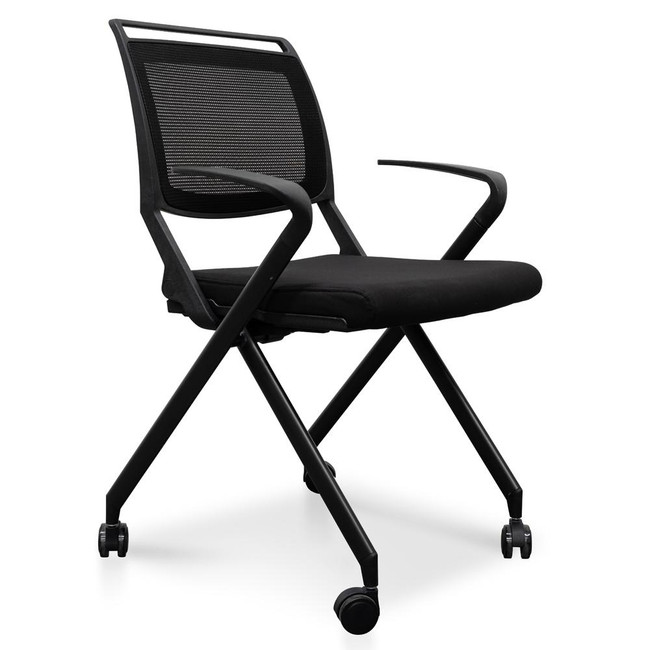 Alexis Office Visitor Chair - Black