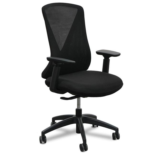 Frankie Office Chair - Black