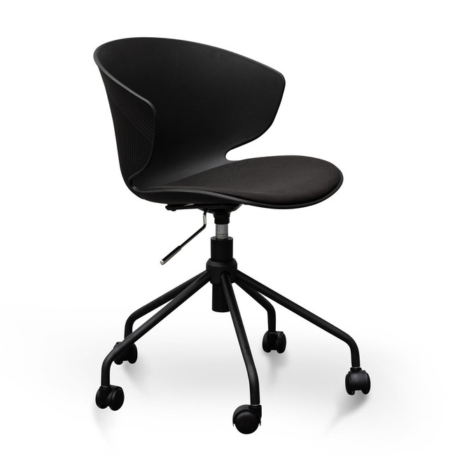 Phoebe Office Chair - Black