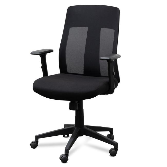 Frankie Mesh Office Chair - Black