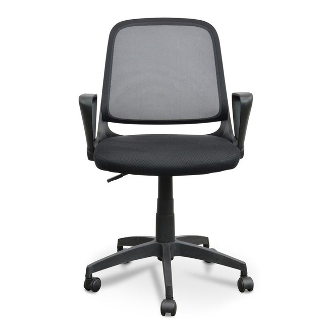 Eleanor Black Office Chair