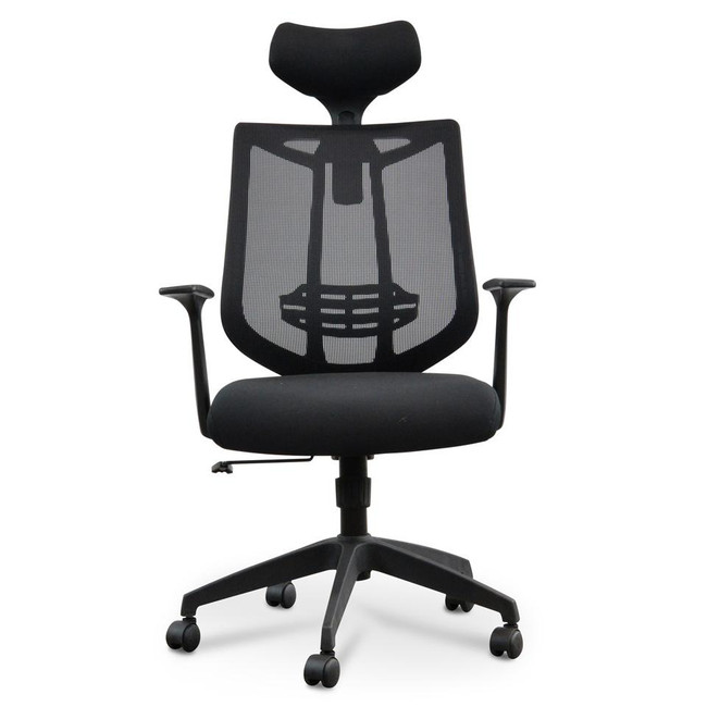 Claire Office Chair with Head Rest