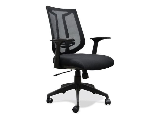 Claire Office Chair - Black