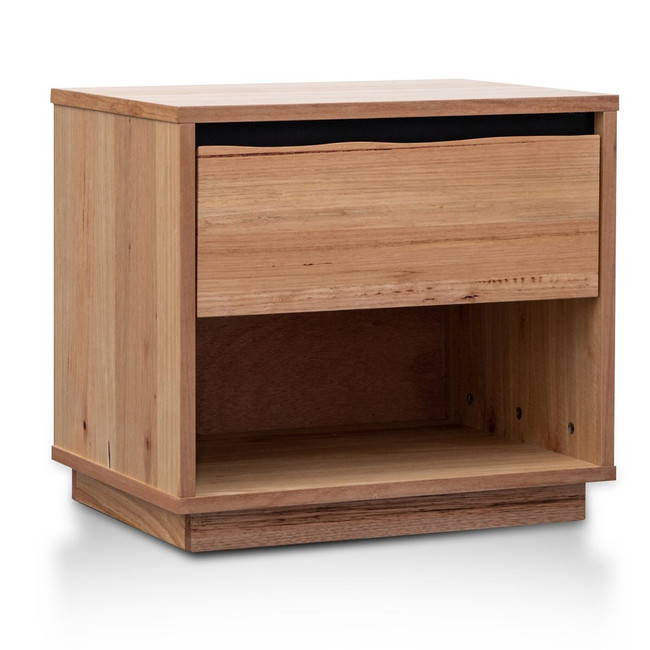 Purity Bedside Table - Messmate