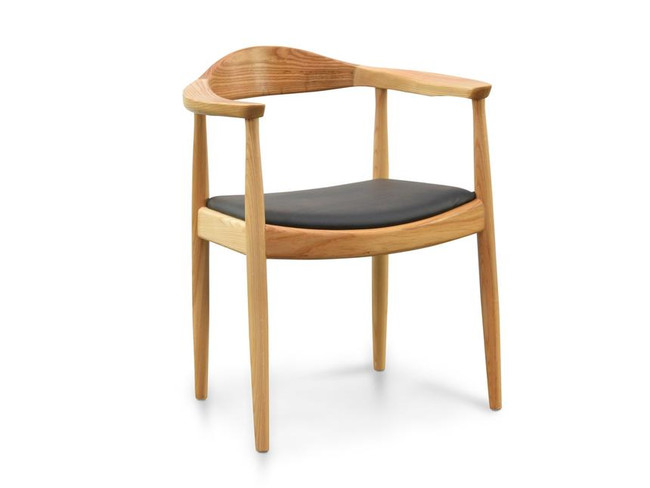 Drysdale Barmah Round Dining Armchair - Natural