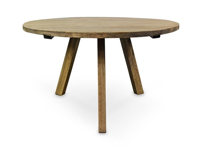 Pooncarie Reclaimed Round Dining Table
