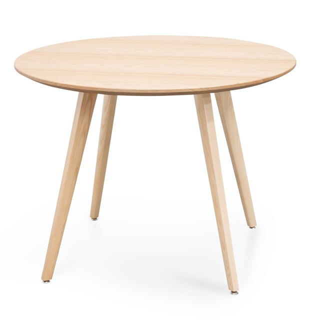 Powelltown Round Dining Table - Natural