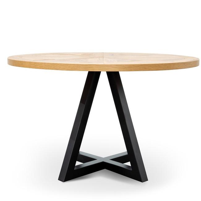 Richmond Round Dining Table - Oak