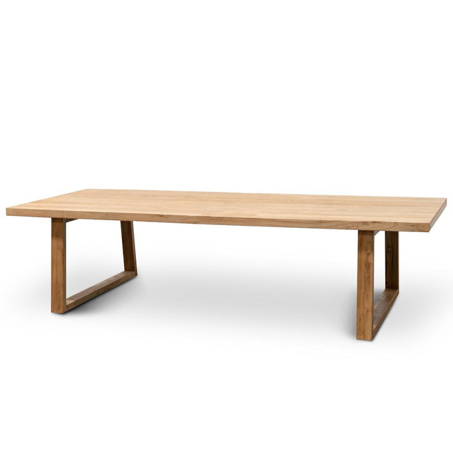 Bemboka Reclaimed Dining Table - Natural