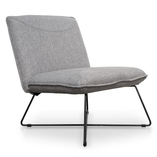 Casterton Light Grey Lounge Chair