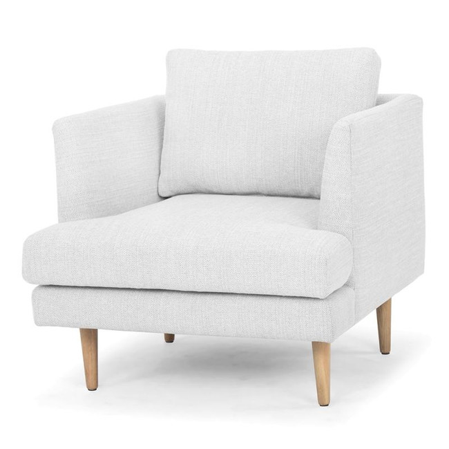 Daylesford Armchair - Light Texture Grey