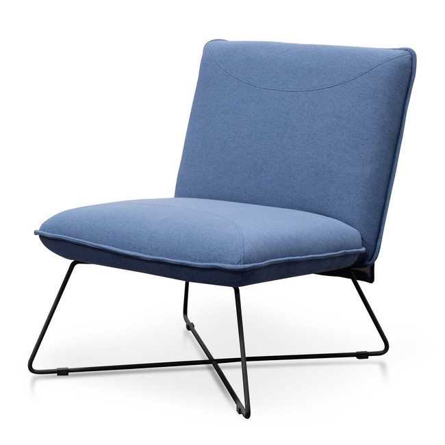 Geeveston Lounge Chair - Blue