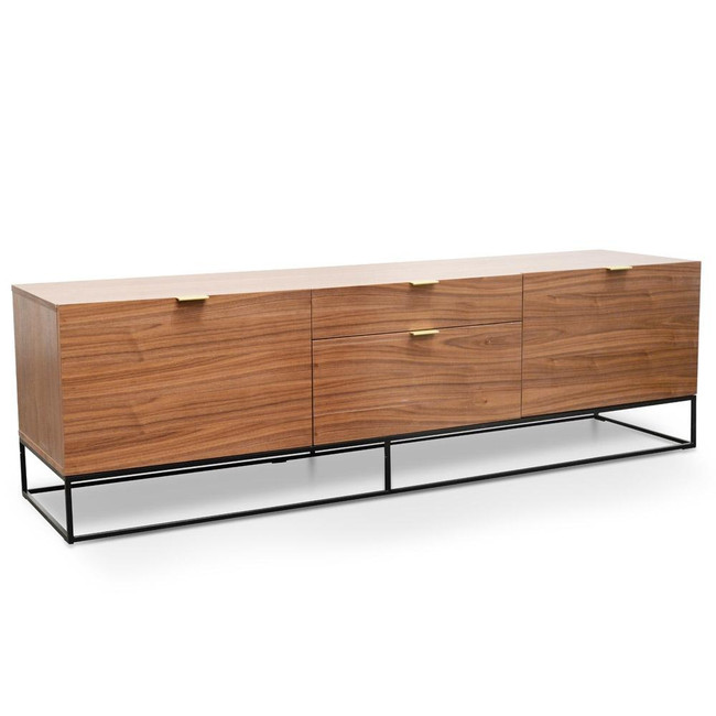 Dandenong Entertainment TV Unit - Walnut