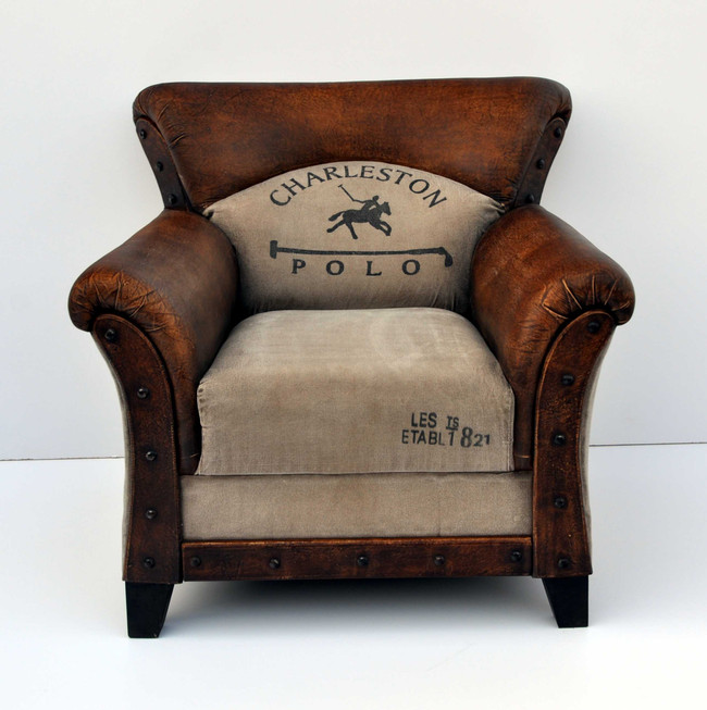 Polo Vintage Arm Chair