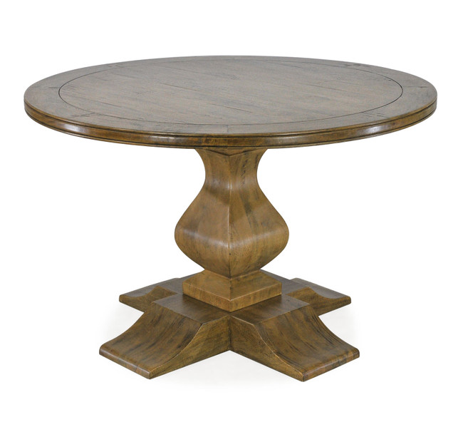Nova Round Pedestal Table