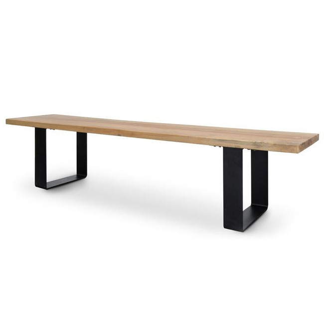 Ally 2m Reclaimed Bench