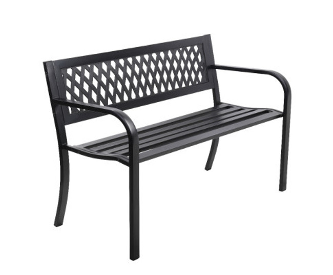 Bankstown Cast Iron Garden Bench