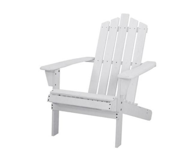 Cattai Wooden Sun Lounge Beach Chair