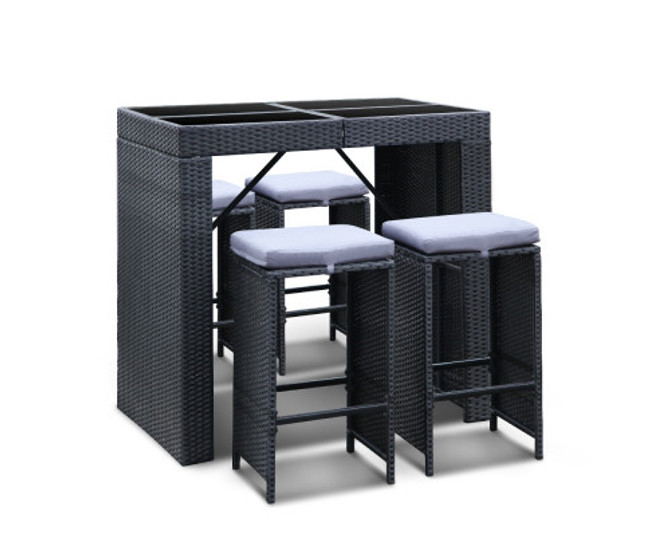 Colebee 9 Piece Dining Table Set