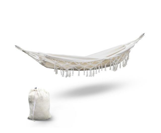 Hebersham Tassel Hammock Swing Bed