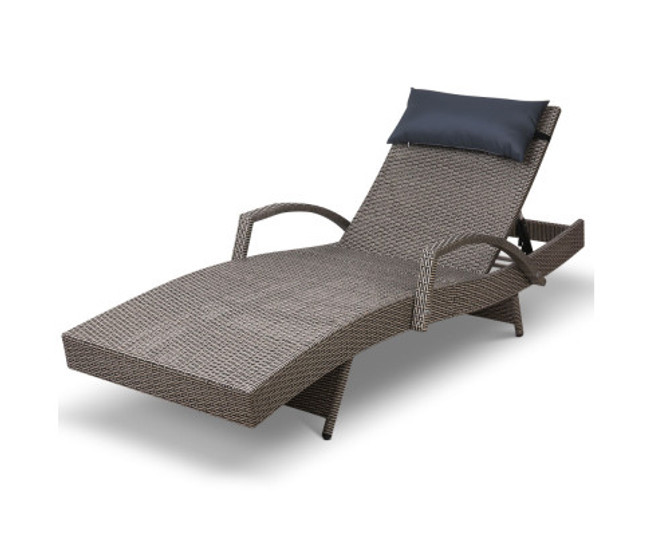 Kenthurst Sun Lounge Bed Sofa Set