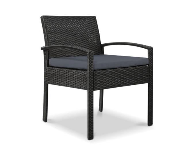 Kirkham Outdoor Bistro Wicker Chair
