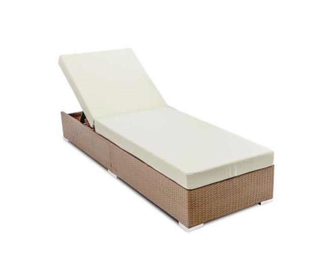 Kirribilli Natural Outdoor Sun Lounge