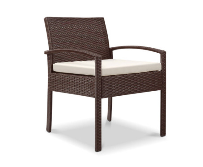 Lakemba Dining Chair Lounge Bistro Set