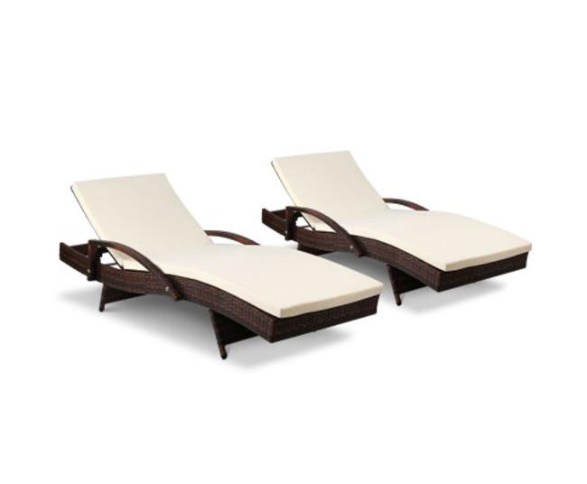 Lansdowne  Sun Lounge Outdoor Day Bed