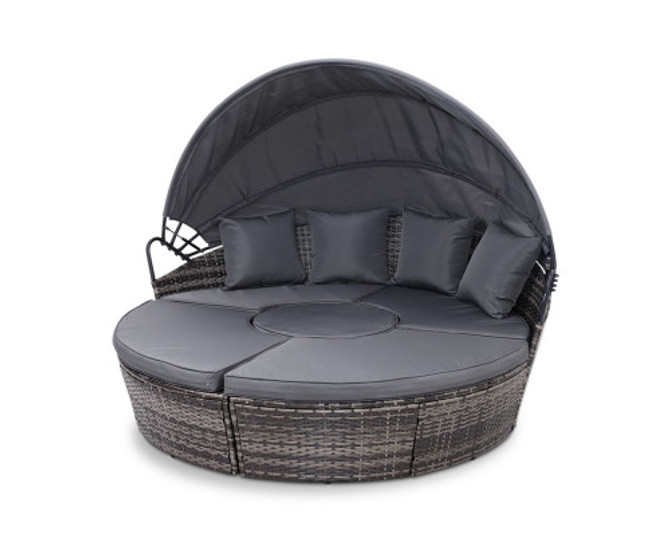 Lugarno Lounge Set Sofa Patio Day Bed